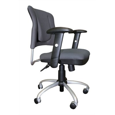 Balt Reflex Mid-Back Upholstered Task Chair