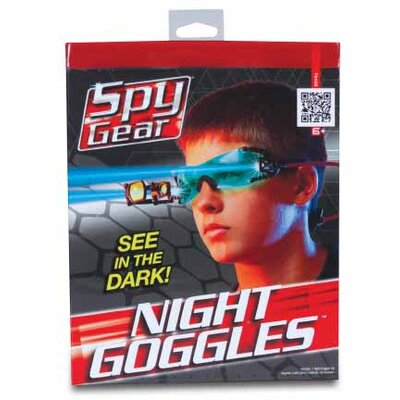 Wild Planet Spy Gear Night Goggles