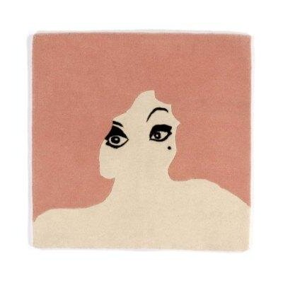 Twinkle Living Glamour Girl Novelty Rug