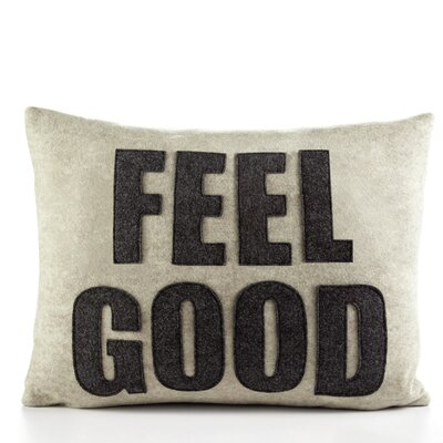 "Alexandra Ferguson ""Feel Good"" Pillow"
