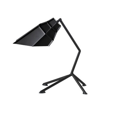 Foscarini Pett Table Lamp in Black