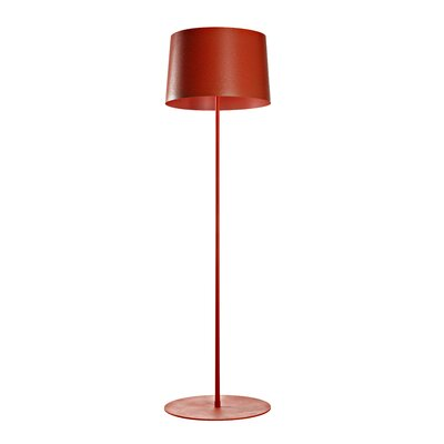 Foscarini Twiggy Floor Lamp in Red