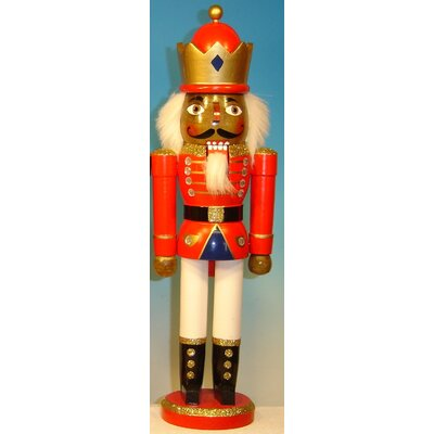 Jacket African American King Nutcracker