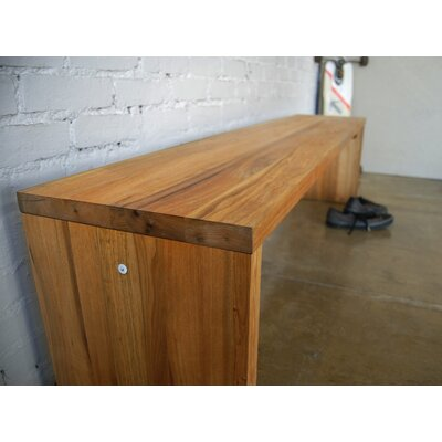 Mash Studios Series Wood Picnic Bench
