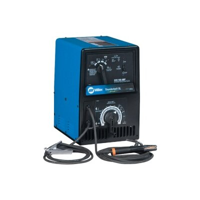 Miller Electric Mfg Co XL 225 AMP AC - 150 AMP DC Arc Welding Power Source, 230V 50/60 Hertz 1 Phase