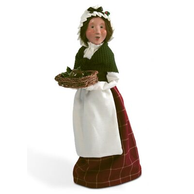 Byers' Choice Mrs. Cratchit Figurine