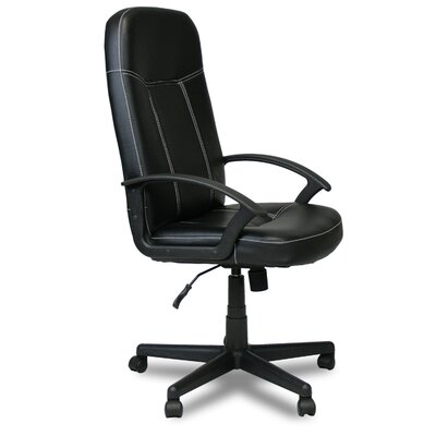 Furinno Hidup High Back Leather Executive Chair