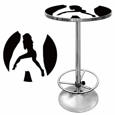 Trademark Global Shadow Babes - C Series - Pub Table