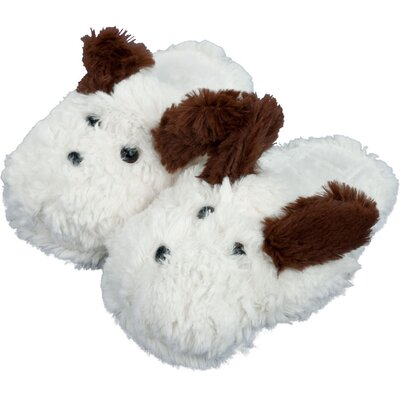 Cuddlee Pet Kids Slippers - Dog
