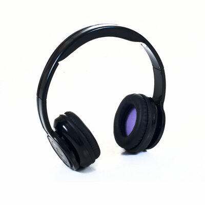 Trademark Global Bluetooth Headset Headphones with Microphone
