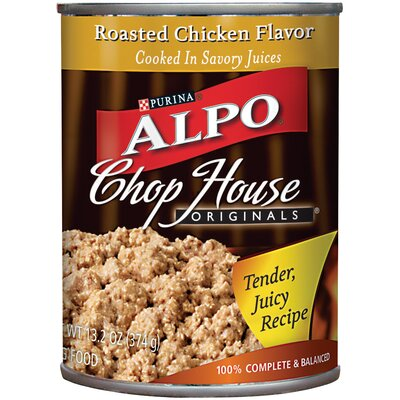 Alpo ChopHouse Filet Mignon Flavor Wet Dog Food