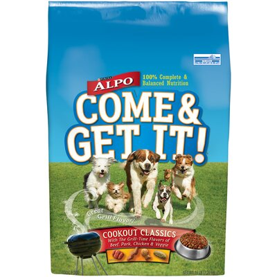 Alpo Come 'N Get It Dry Dog Food