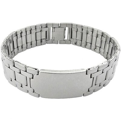 Trendbox Jewelry Engravable Watchband Bracelet