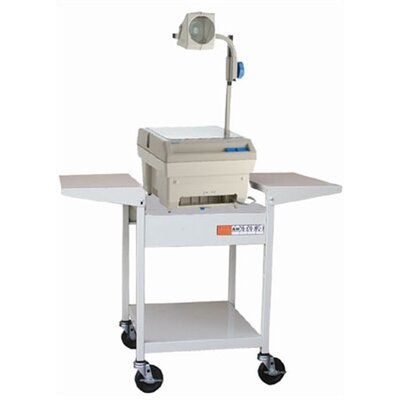 Buhl Closed Head Single Lens Overhead Projector