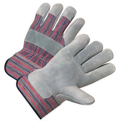 Anchor 2000 Series Leather Palm Gloves - 3260 leather palmgunn pattern 2 1/2