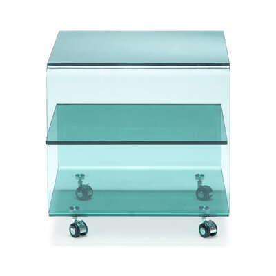 dCOR design Voyage End Table
