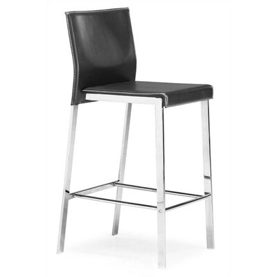 dCOR design Oxter Counter Stool in Black