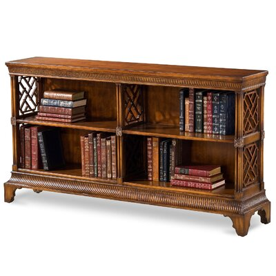 Sarreid Ltd Double Chepstow Bookcase