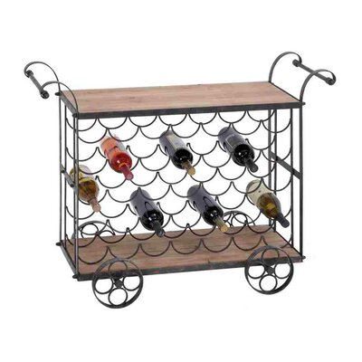 35 Bottle Wine Rack