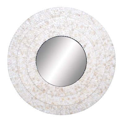 Inlay Mirror Circular