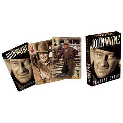 Aquarius John Wayne Playing Cards