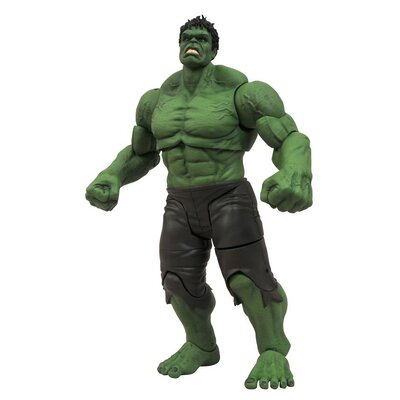 Diamond Selects Marvel Select Avengers Movie Hulk Action Figure
