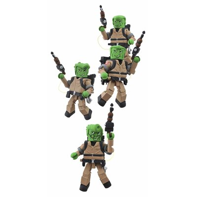 Diamond Selects Ghostbusters Minimates Series 3 Box Set
