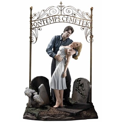 DC True Blood True Love Bill And Sookie Statue