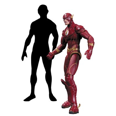Diamond Selects DC Comics Injustice: Gods Among Us The Flash vs TBA Action Figure (Set of 2)