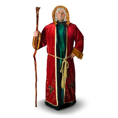 Sunnywood Old World Santa Suit