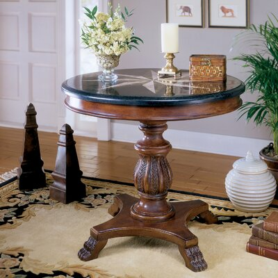Butler Heritage Stone Inlay End Table