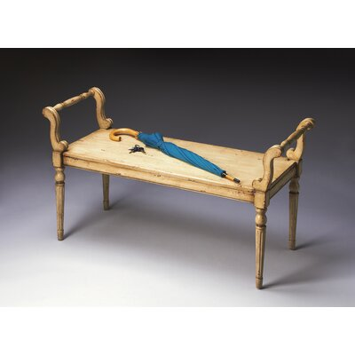 Butler Artist's Originals Wooden Bench