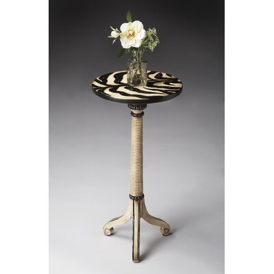 Artist's Originals Pedestal End Table