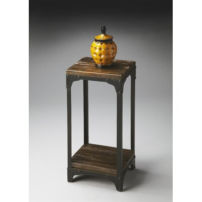 Mountain Lodge End Table
