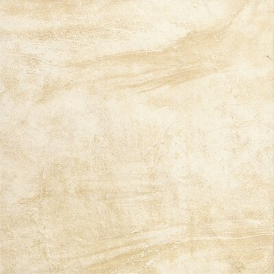 "Florim USA Antelope Canyon 18"" x 18"" Glazed Porcelain Field Tile in White Mesa"