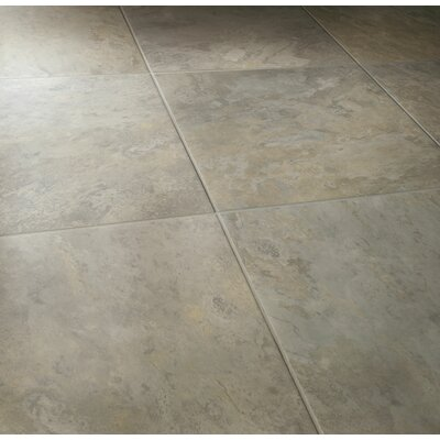 "Florim USA Tundra 12"" x 12"" Glazed Porcelain Field Tile in Ocean"