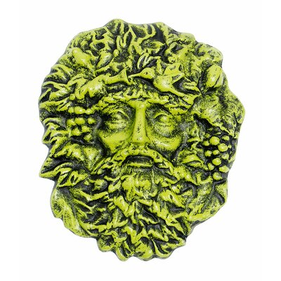 ACHLA Green Man Wall Decor
