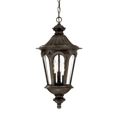Acclaim Lighting Marietta 4 Light Outdoor Hanging Lantern