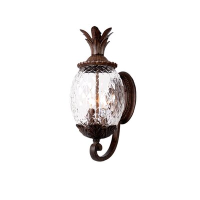 Acclaim Lighting Lanai 3 Light Wall Lantern