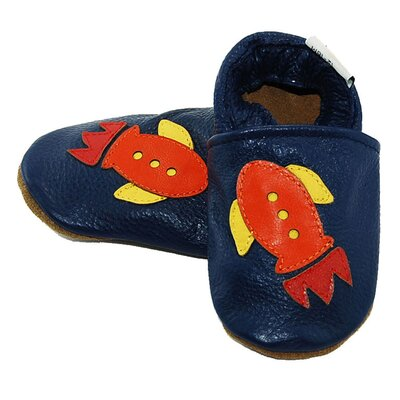 Augusta Baby Rocket Soft Sole Leather Baby Shoes