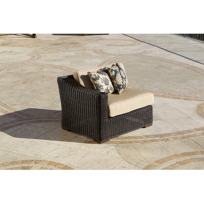 RST Outdoor Resort Right Facing Sectional Piece with Cushions