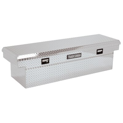 Deep Well Full Lid Cross Bed Truck Tool Box