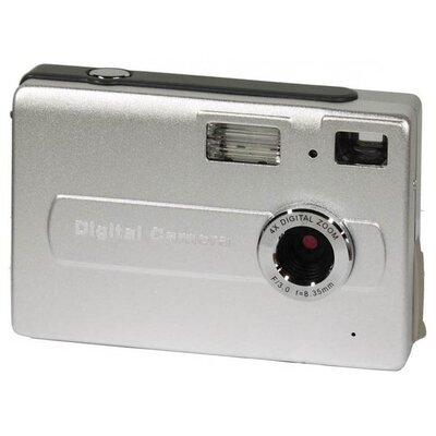 Hamilton Electronics Digital Camera with Flash