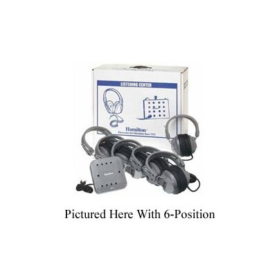 Hamilton Electronics Listening Center with Carry Case