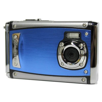 Hamilton Electronics Ruggedized and Waterproof Digital Camera