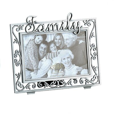 Fetco Home Decor Expressions Family Picture Frame