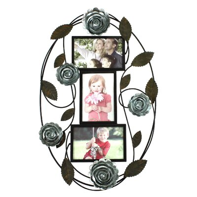 Betty Oval Photo Frame