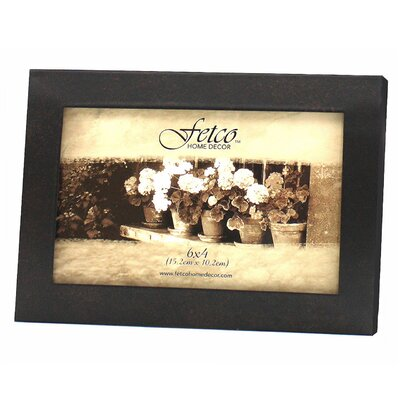 Fetco Home Decor Kempton Curved Photo Frame