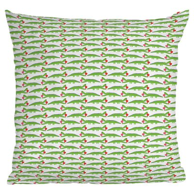 DENY Designs Andi Bird Woven Polyester Throw Pillow