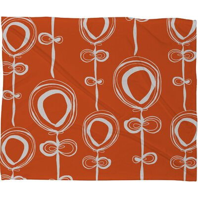 DENY Designs Rachael Taylor Contemporary Polyester Fleece Throw Blanket